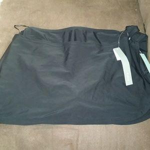 Apt 9 swimsuit bottoms and skirt